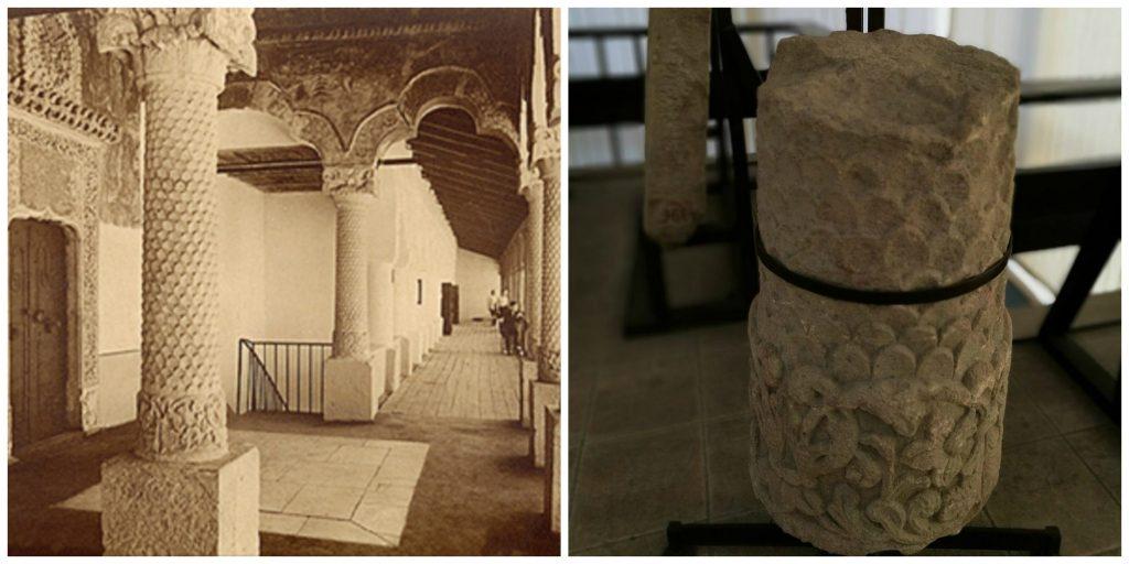manastirea vacaresti coloana