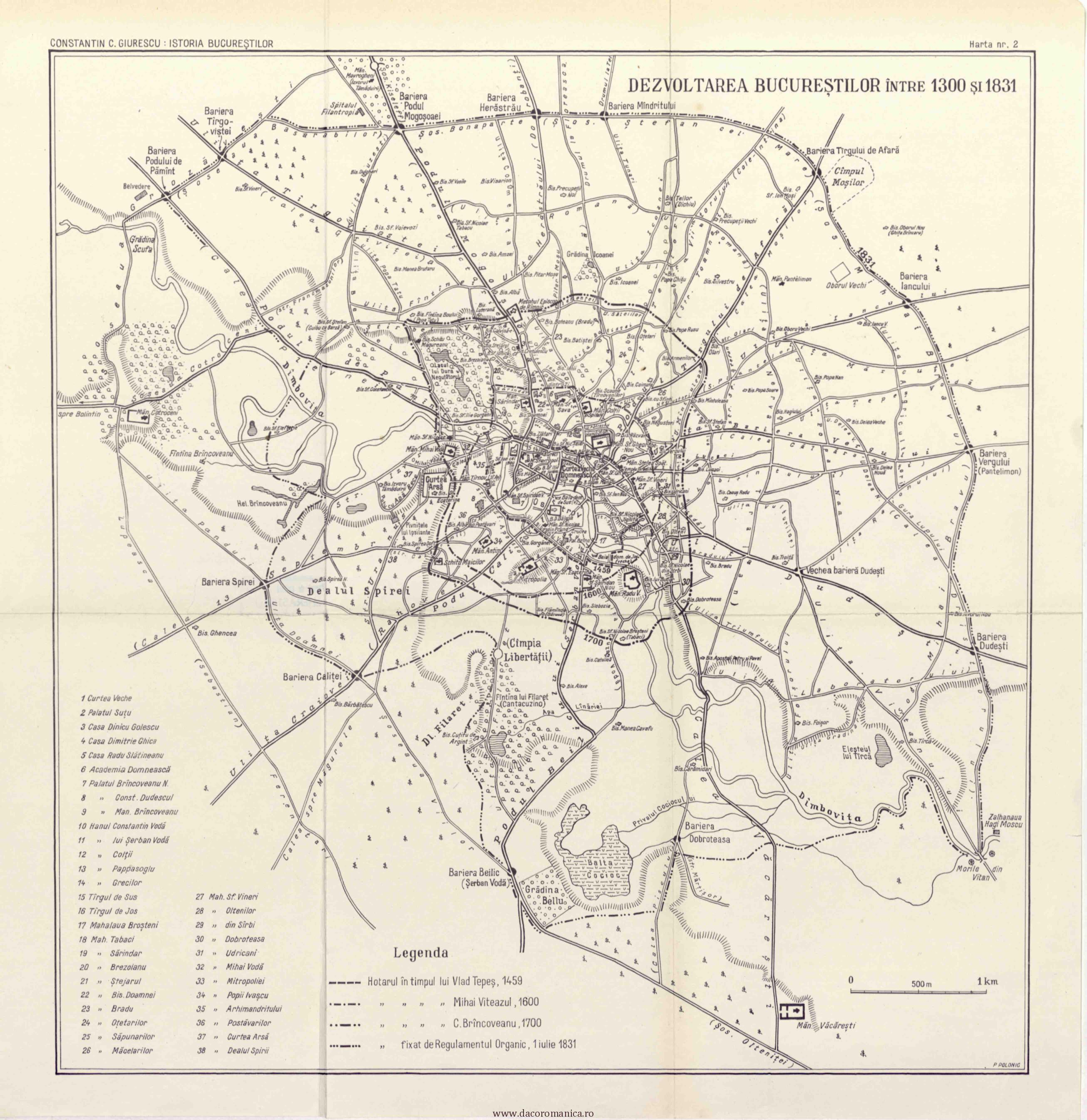 Harta Bucureștilor Berceni De Poveste