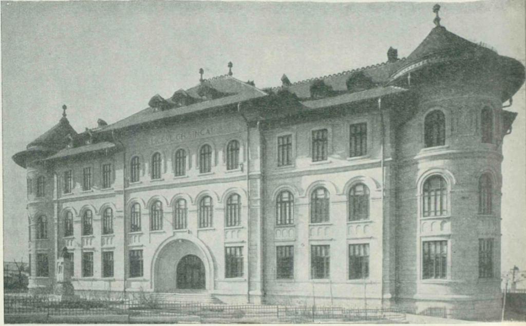 colegiul national Gheprghe Șincai
