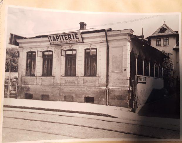 casă de târgoveț