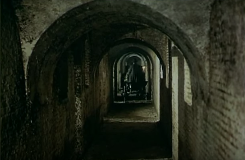 tuneluri secrete Berceni