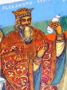 Alexandru cel Bun strada Iliaș Vodă
