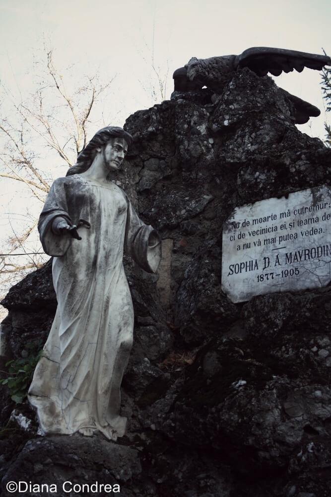 monumentul Sophia Mavrodin