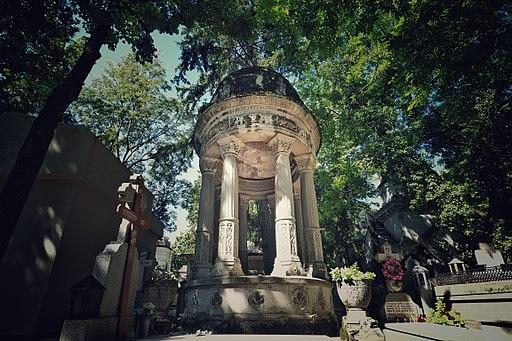 curiozități despre Cimitirul Bellu