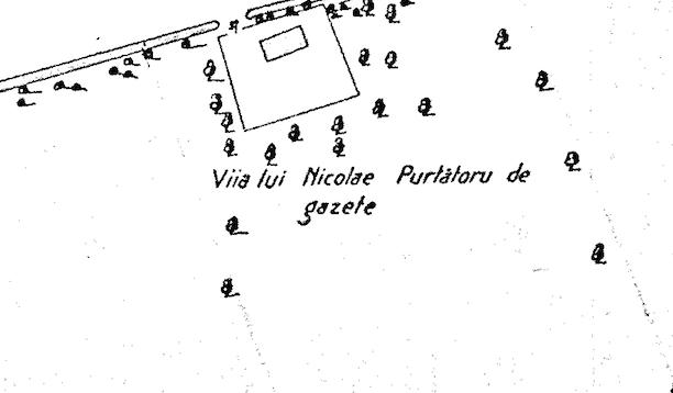 planul Borroczyn purtătoru de gazete