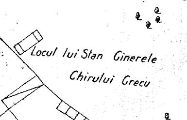 planul Borroczyn locul lui Stan Ginerele Chirului Grecu