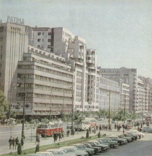 Bucureștiul în anul 1968