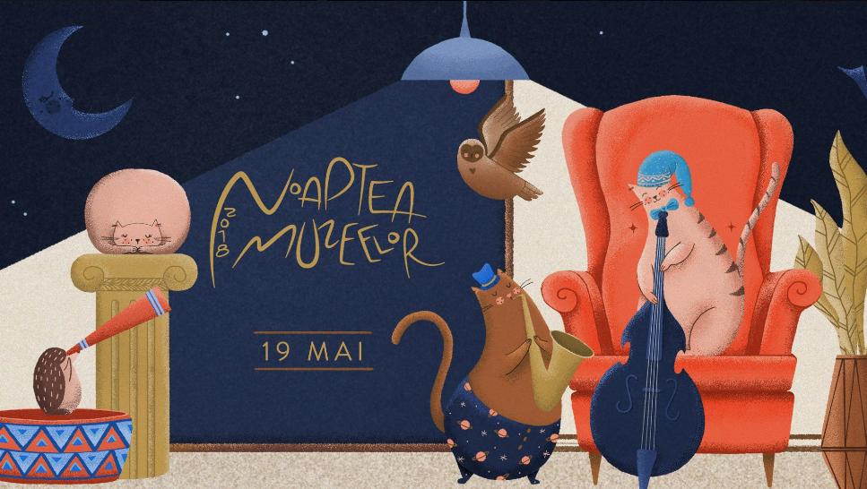 Noaptea Muzeelor 2018