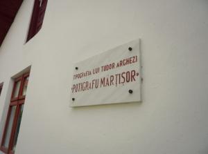 locuitor al mahalalei Mărțișor