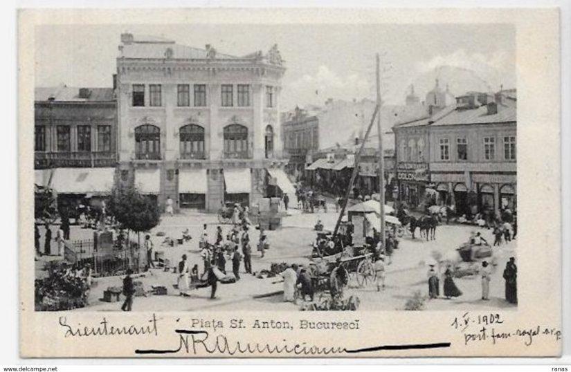 salutari din Bucuresci