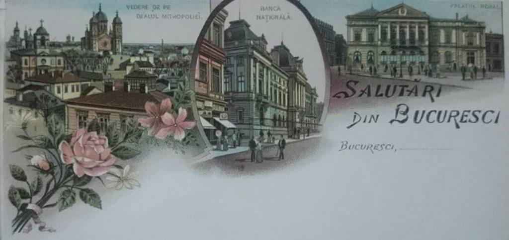salutări din Bucuresci