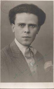 Mircea Damian scriitor la închisoare