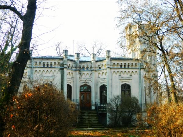 Parcul Carol casa Bosianu