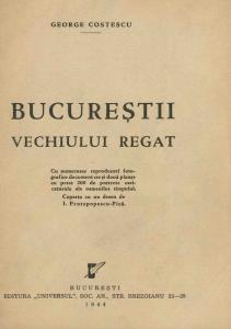 cărți de citit gratuit București George Costescu