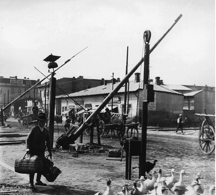 barieră veche București