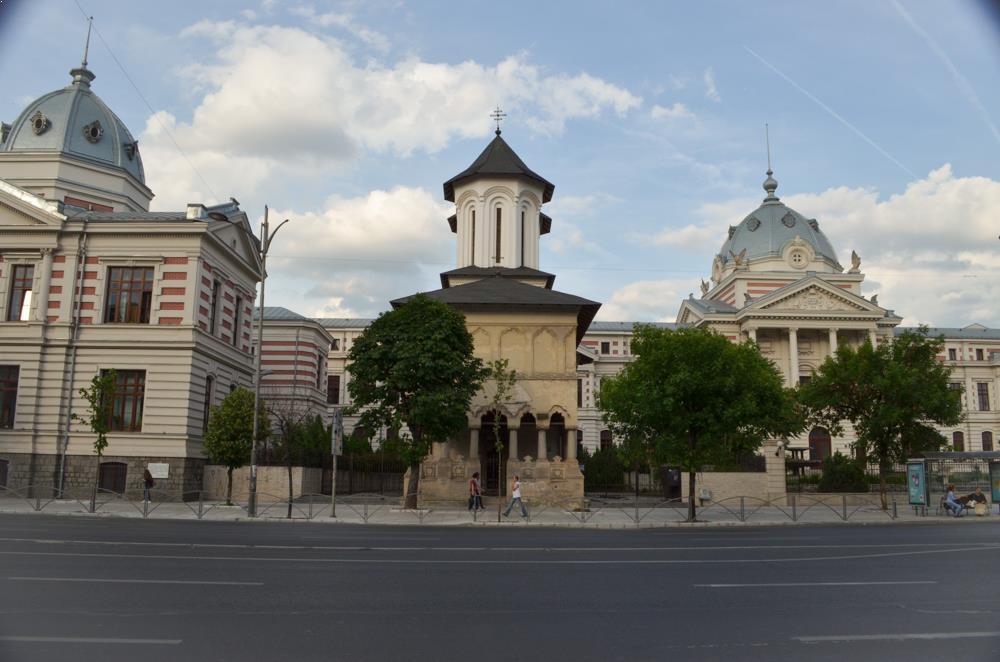 biserica Colței azi