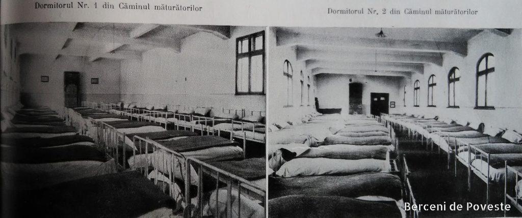 căminul măturătorilor sectorul III albastru dormitoare