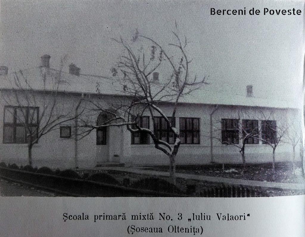 scoala de la Mandravela